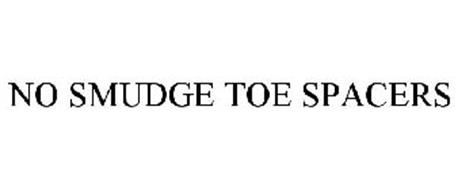 NO SMUDGE TOE SPACERS