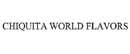 CHIQUITA WORLD FLAVORS