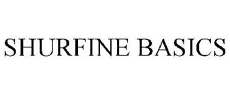 SHURFINE BASICS