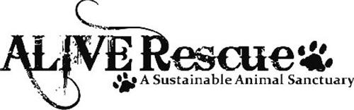 ALIVE RESCUE A SUSTAINABLE SANCTUARY