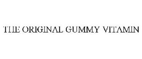 THE ORIGINAL GUMMY VITAMIN