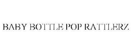 BABY BOTTLE POP RATTLERZ