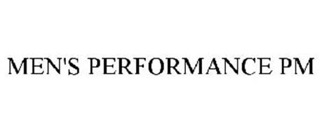 MEN'S PERFORMANCE PM