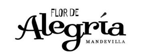 FLOR DE ALEGRIA MANDEVILLA