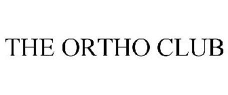 THE ORTHO CLUB