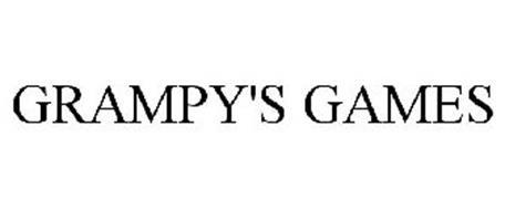 GRAMPY'S GAMES