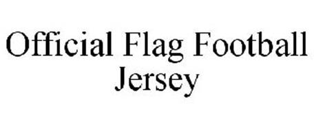 OFFICIAL FLAG FOOTBALL JERSEY