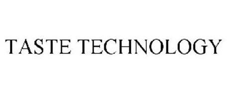 TASTE TECHNOLOGY