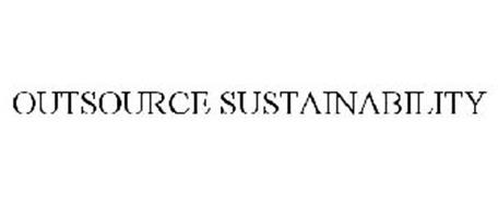 OUTSOURCE SUSTAINABILITY