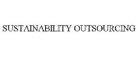 SUSTAINABILITY OUTSOURCING