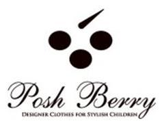 POSH BERRY, DESIGNER CLOTHES FOR STYLISH CHILDREN