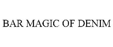 BAR MAGIC OF DENIM