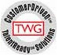 TWG CUSTOMERDRIVEN TALENTREADY SOLUTIONS