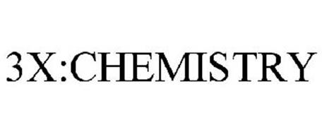 3X:CHEMISTRY