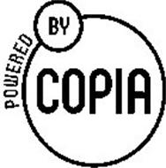 POWERED BY COPIA