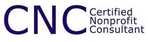 CNC CERTIFIED NONPROFIT CONSULTANT