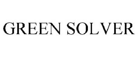 GREEN SOLVER