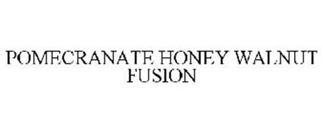 POMECRANATE HONEY WALNUT FUSION