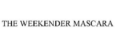 THE WEEKENDER MASCARA