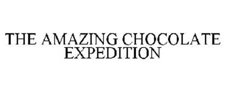 THE AMAZING CHOCOLATE EXPEDITION