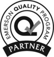 Q EMERSON QUALITY PROGRAM PARTNER