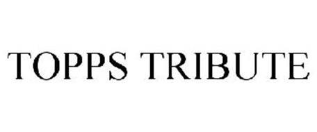 TOPPS TRIBUTE