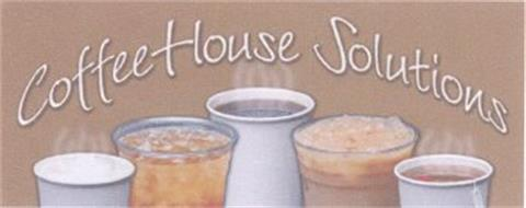 COFFEEHOUSE SOLUTIONS