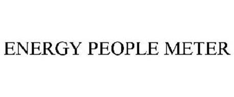 ENERGY PEOPLE METER