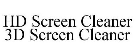 HD SCREEN CLEANER 3D SCREEN CLEANER