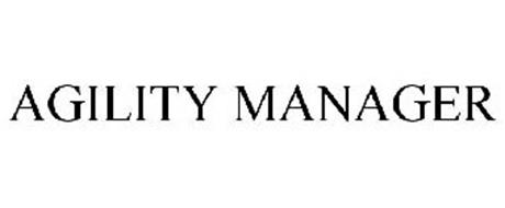 AGILITY MANAGER