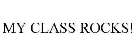 MY CLASS ROCKS!