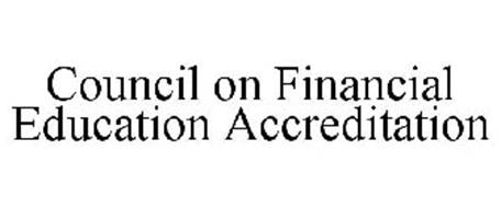 COUNCIL ON FINANCIAL EDUCATION ACCREDITATION