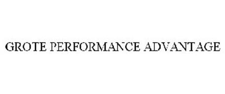GROTE PERFORMANCE ADVANTAGE
