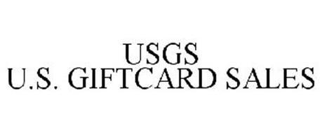 USGS U.S. GIFTCARD SALES