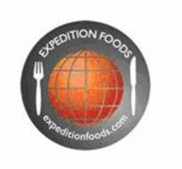 EXPEDITION FOODS EXPEDITIONFOODS.COM