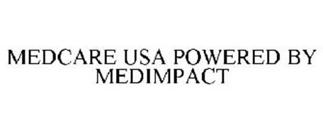 MEDCARE USA POWERED BY MEDIMPACT