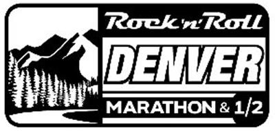 ROCK 'N' ROLL DENVER MARATHON & 1/2