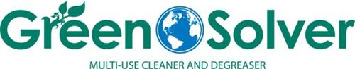 GREEN SOLVER MULTI-USE CLEANER AND DEGREASER
