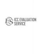 ICC-ES ICC EVALUATION SERVICE