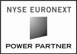 NYSE EURONEXT POWER PARTNER
