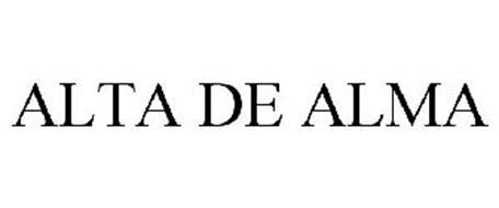 ALTA DE ALMA