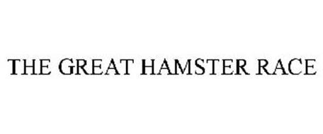 THE GREAT HAMSTER RACE