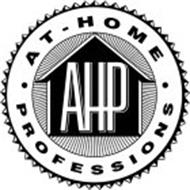 AT-HOME PROFESSIONS AHP