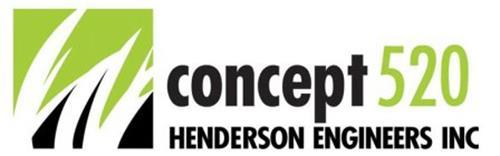 CONCEPT 520 HENDERSON ENGINEERS INC