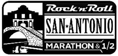 ROCK 'N' ROLL SAN ANTONIO MARATHON & 1/2