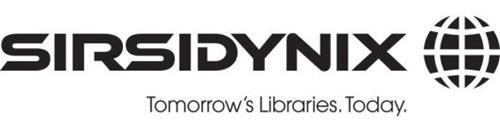 SIRSIDYNIX. TOMORROW'S LIBRARIES. TODAY.
