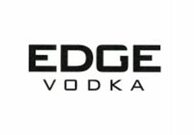 EDGE VODKA
