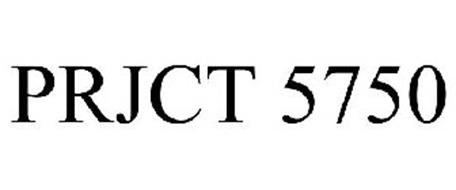 PRJCT 5750