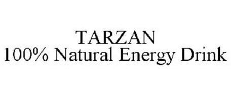 TARZAN 100% NATURAL ENERGY DRINK