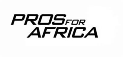PROS FOR AFRICA